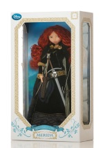Brave Merida Limited Edition Doll 3