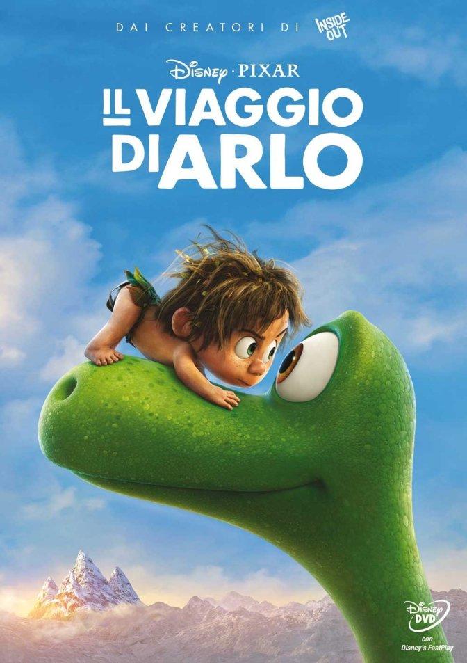 """""""Il Viaggio di Arlo"""" in DVD, Blu-ray e Steelbook dal 16 marzo!"""